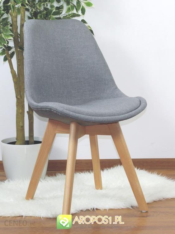 Aropos1 Krzesło Charlie Tap A Kris Szary Szary