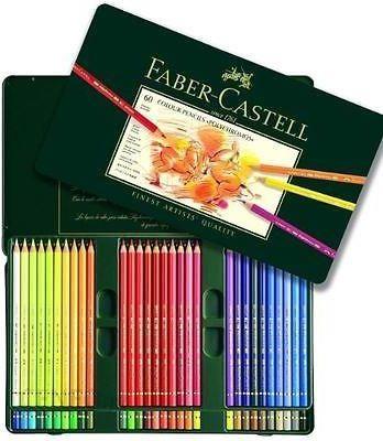 Faber Castell Kredki Polychromos 60 Kolorów
