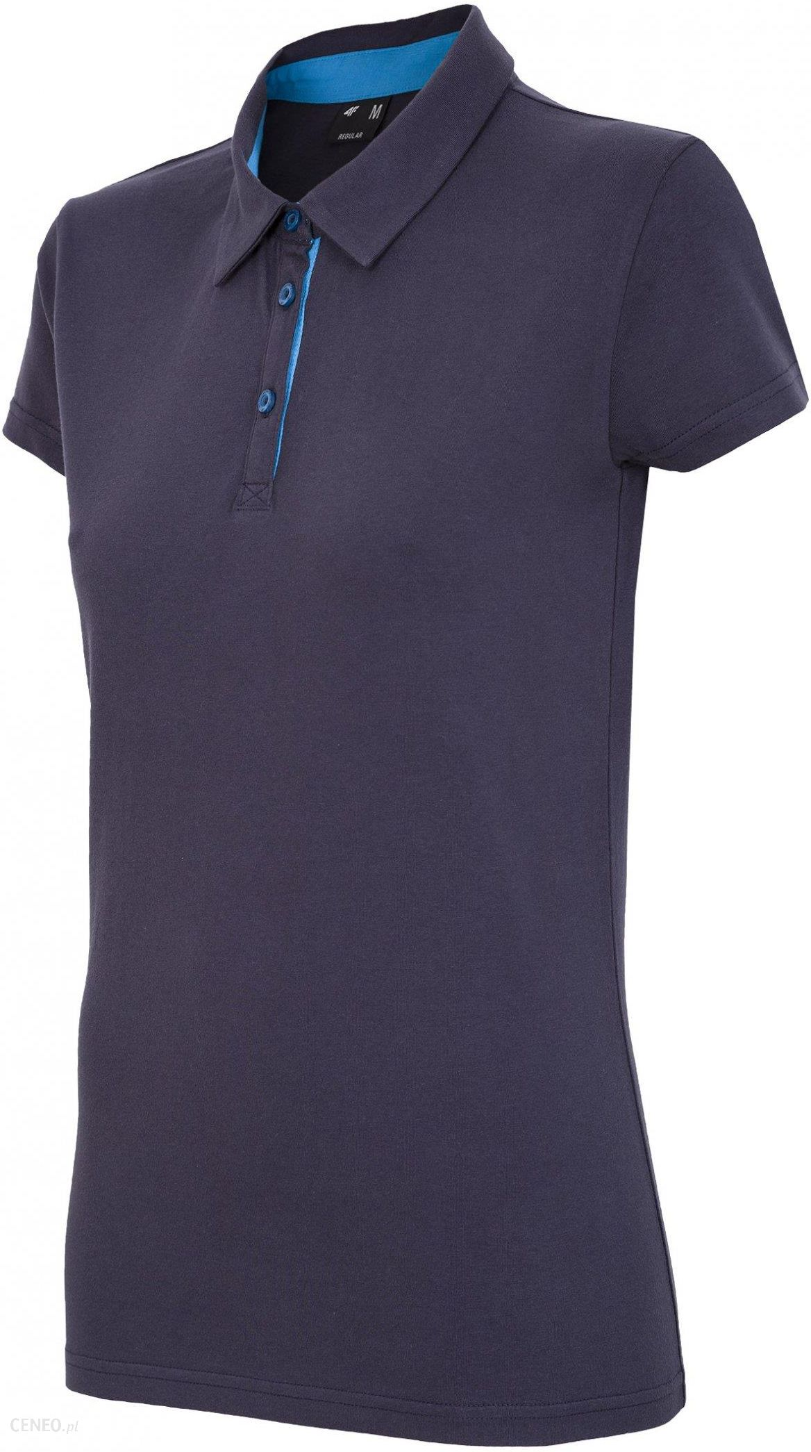 Koszulka polo 4F damska TSD050 L