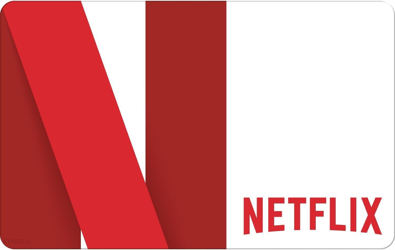 Netflix Kod 60zl Karta Pre Paid Podarunkowa Ceny I Opinie Ceneo Pl