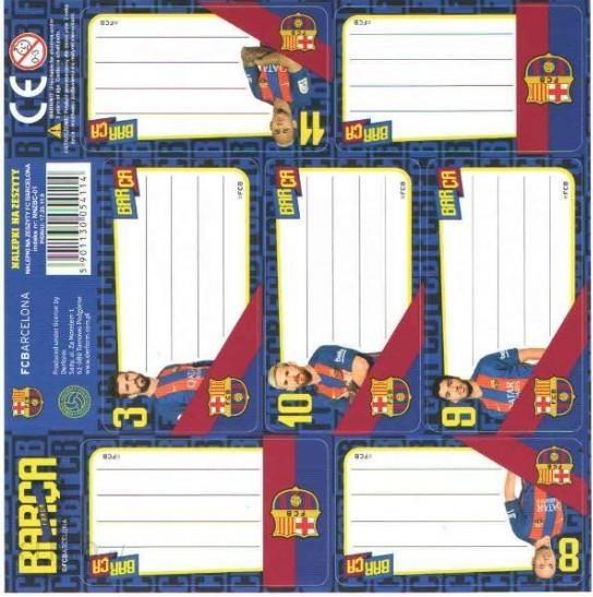 Barcelona zaczepy
