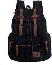 1757cbb9cc853 Amazon Płótno Plecak, P. ku.VDSL AUGUR rzędzie Vintage, wielofunkcyjna  torba Canvas