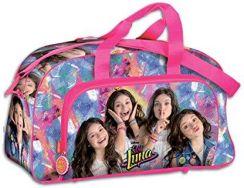 20350ed4d0062 Amazon Soy Luna Torba sportowa torba na telefon komórkowy 55 X 31 X 23  podróż Disney