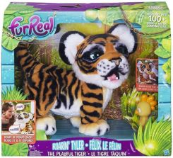 Hasbro Furreal Interaktywny Tygrysek B9071 Ceny I Opinie Ceneopl