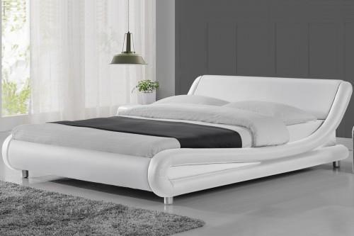 Meblemwm łóżko Tapicerowane Do Sypialni 114 180x200
