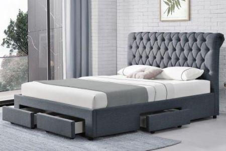 łóżka Sypialniane Z Materacem Sypialnia Ceneopl