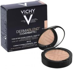 VICHY DERMABLEND COVERMATTE 45 SPF 25 puder 9,5g