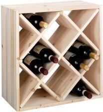 Stojaki Na Wino Regały Na Wino Ceneopl