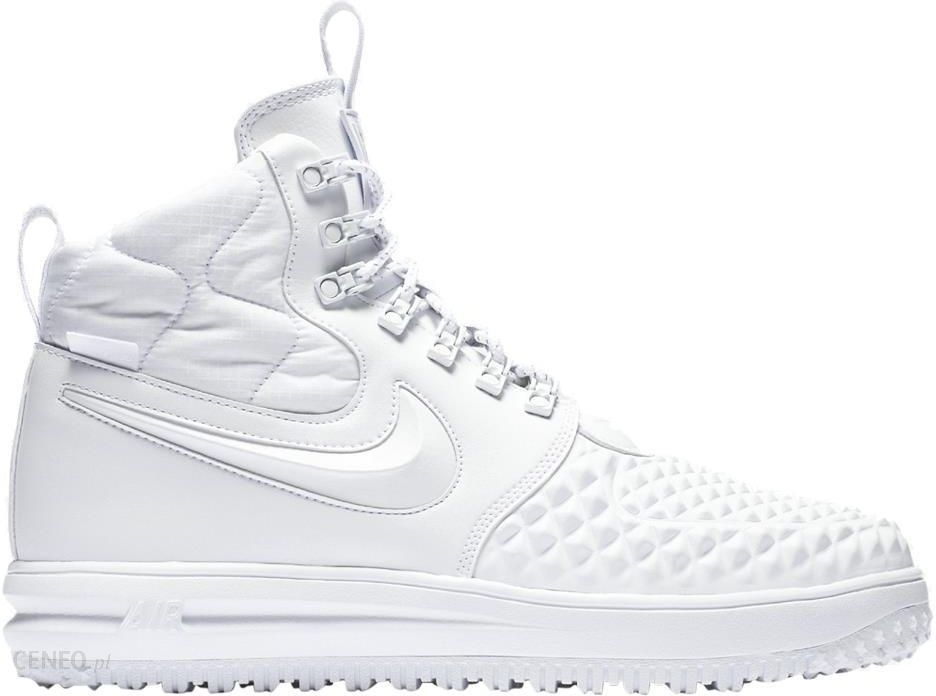 the best attitude 50fa9 af5b5 official store buty nike lunar force 1 duckboot 17 premium triple white  aa1123 656b6 32e53
