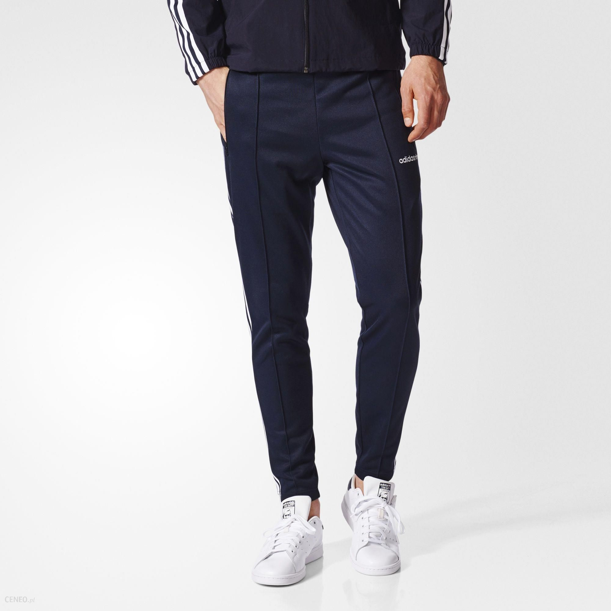 Adidas Originals BB Spodnie dresowe Niebieski L Ceny i opinie Ceneo.pl