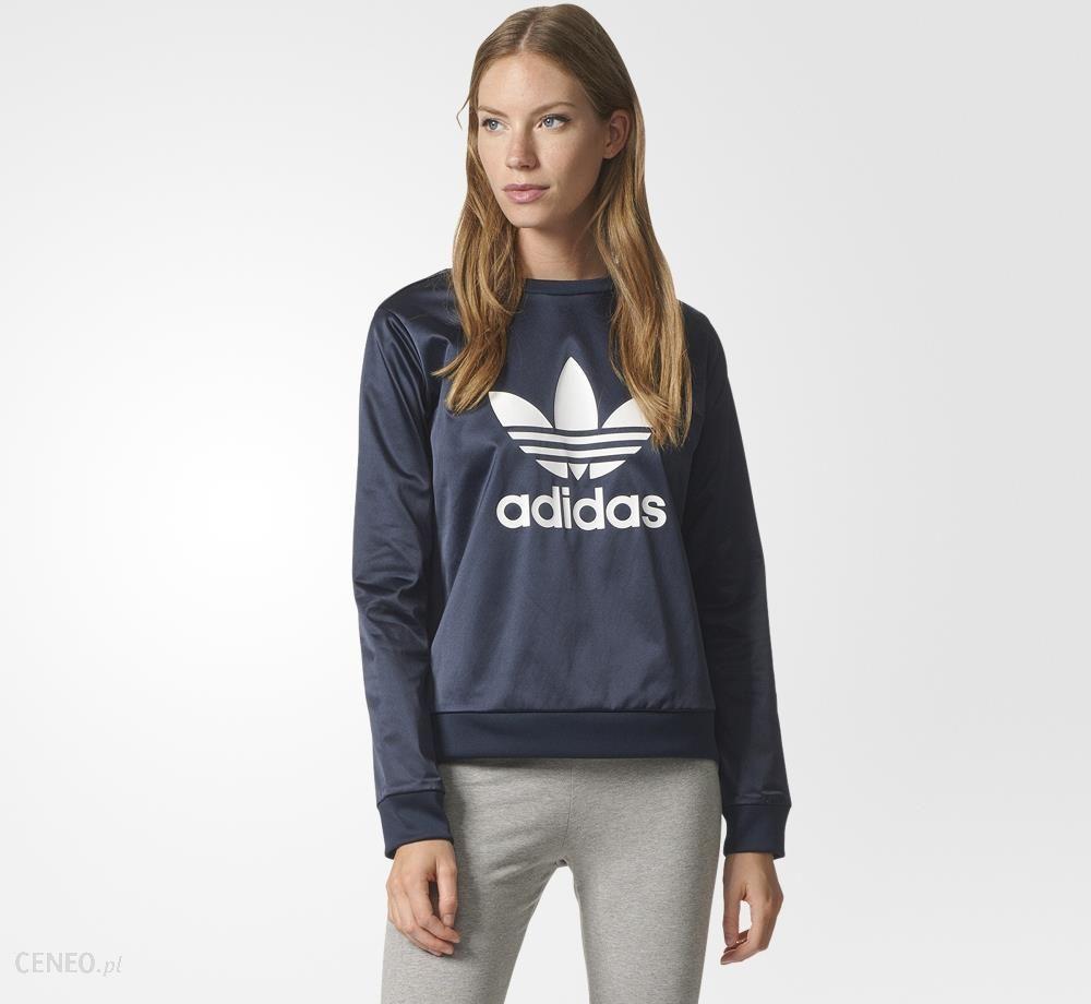 8f1839f35 Bluza adidas Trefoil Crew Sweatshirt (BP9387) - Ceny i opinie - Ceneo.pl