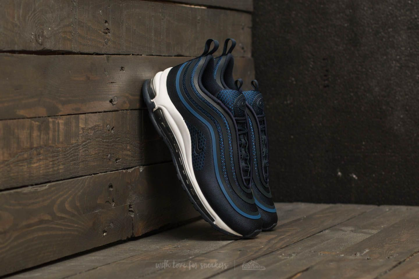 free shipping 9ac5d b4190 Nike Air Max 97 UL 17 (GS) Gym Blue/ Obsidian-Summit White - Ceneo.pl