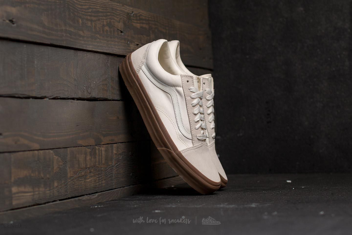 vans old skool canvas gum sklep