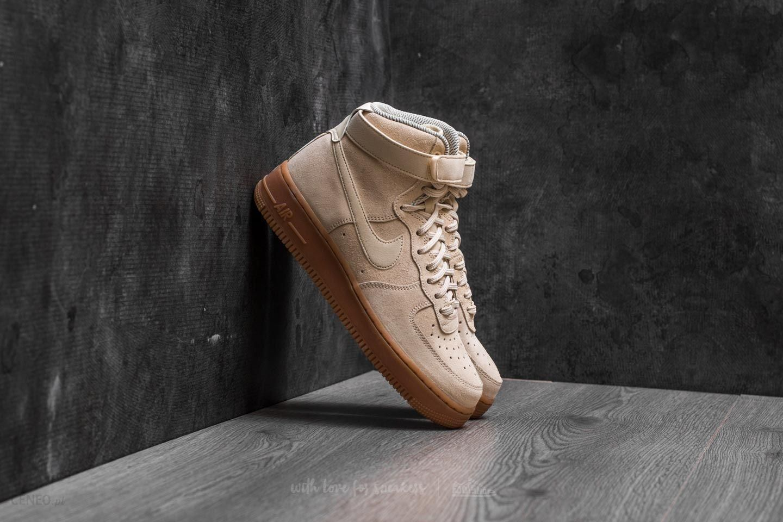 Nike Wmns Air Force 1 Hi SE Muslin Muslin Gum Medium Brown Ceneo.pl