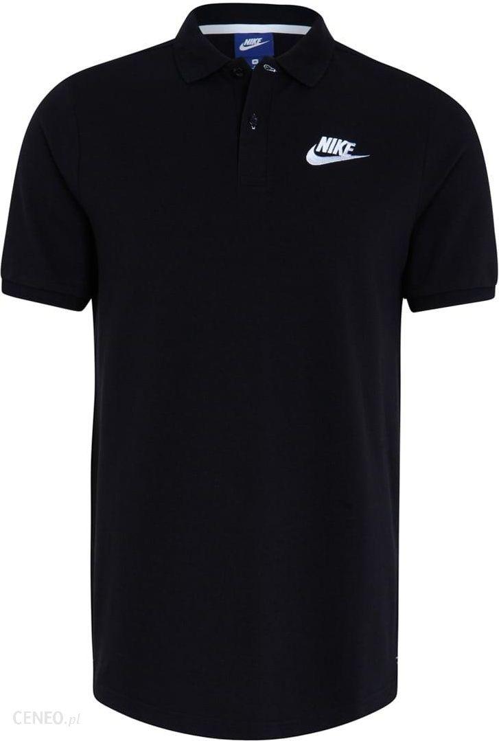 Nike Sportswear MATCHUP Koszulka polo black Ceny i opinie Ceneo.pl
