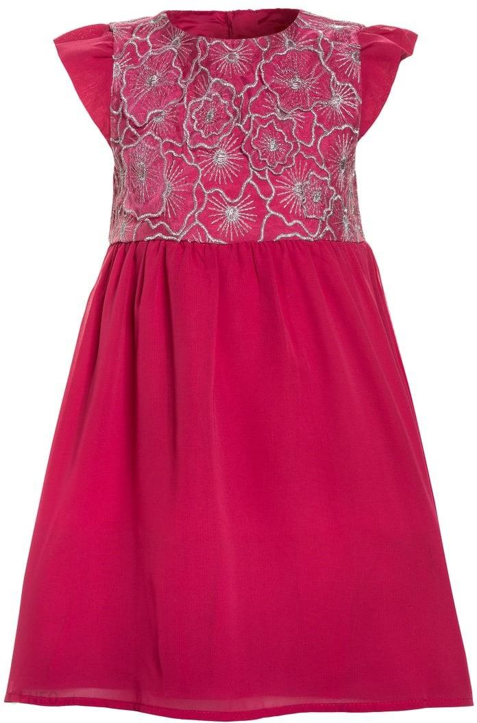 95f6fb1d02 S.Oliver RED LABEL KURZ Sukienka koktajlowa dark pink - Ceny i ...