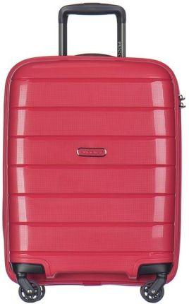 dd08bd04e178e Mała walizka PUCCINI PP013 Madagaskar czerwona - czerwony