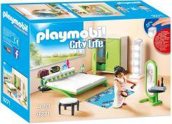 Playmobil City Life 9271 Dom Nowoczesna Sypialnia