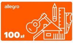 Karta Podarunkowa Allegro 50 Zl Ceny I Opinie Ceneo Pl