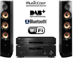 a123236cb7f5 Yamaha R-N303D + CD-S300 + Pure Acoustics Nova 8