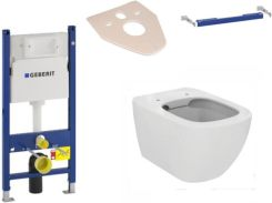 Ideal Standard Geberit Duofix Basic Up100 H112 + Tesi Rimless 111153001+111813001+T350301+T352701