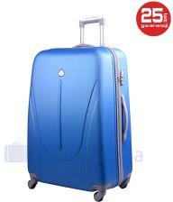 d676601415191 Mała walizka kabinowa Pellucci 883 S - Niebieska - niebieski