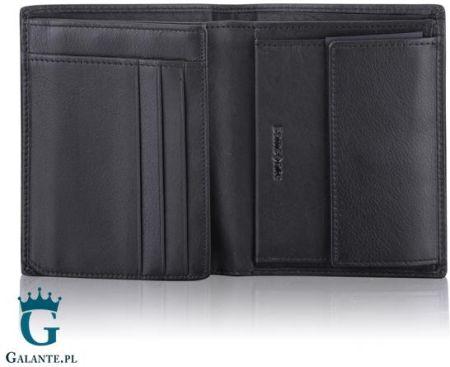 6f055083cdc3e Esprit HUNTER Portfel dark brown - Ceny i opinie - Ceneo.pl