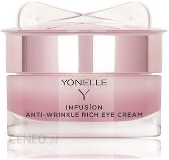 Yonelle Infusion Anti-Wrinkle Rich Eye Cream krem pod oczy 15ml