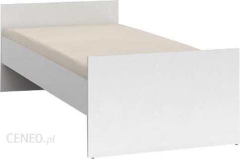 łóżko 90 Białe Młodzieżowe Nepo Black Red White Ceny I Opinie Ceneopl