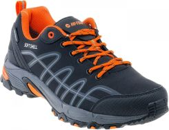 45c675ad25ff9 Hi-Tec Niskie Pamio Black Orange Martessport