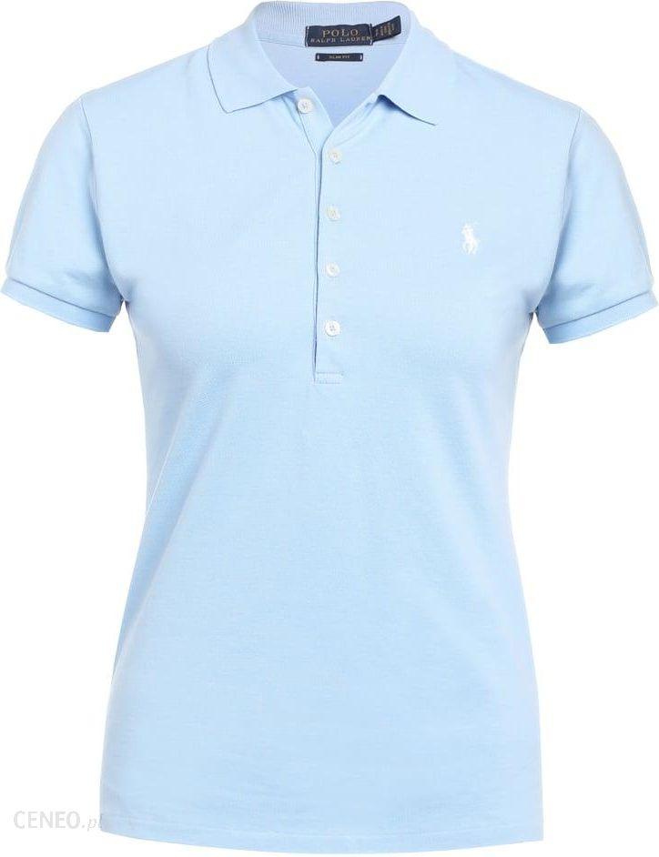 Polo Ralph Lauren JULIE Koszulka polo sterling blue - Ceny i opinie ... 53aadcd73b