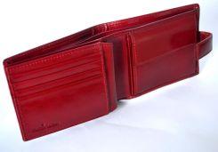 0a663f6cd9de8 Bartex 10/20 portfel damski z dodatkową wkładką, etui - czerwony ...