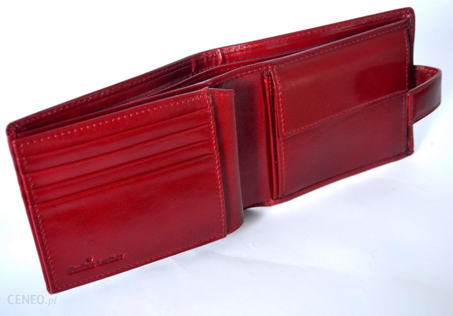 a74db1073d26c Bartex 10/20 portfel damski z dodatkową wkładką, etui - czerwony - zdjęcie 1