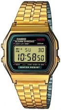 Casio A159WGEA-1EF Gold Digital Watch - Gold