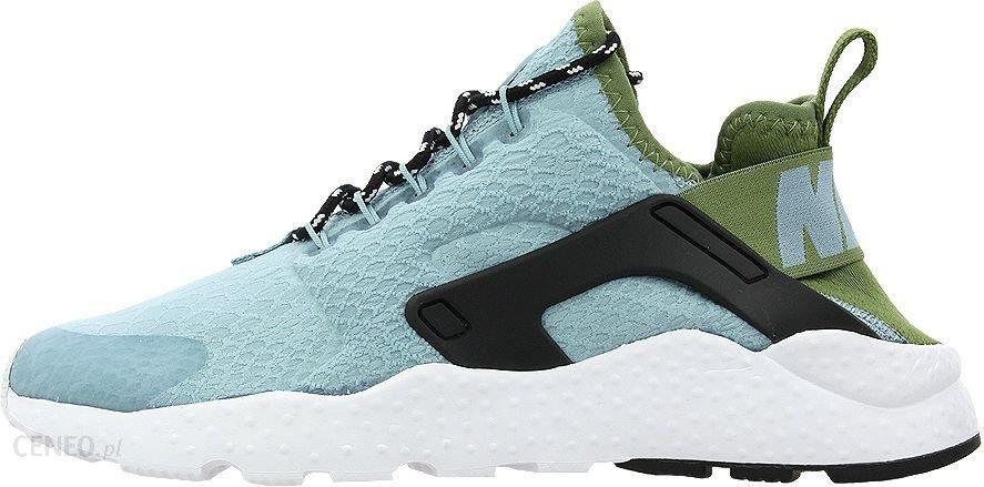 Nike Air Huarache Run Ultra Se Shoe Niebieski 859516 401 Ceny i opinie Ceneo.pl