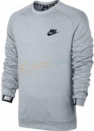 Bluza Nike Sportswear Hybrid Crew Czarny