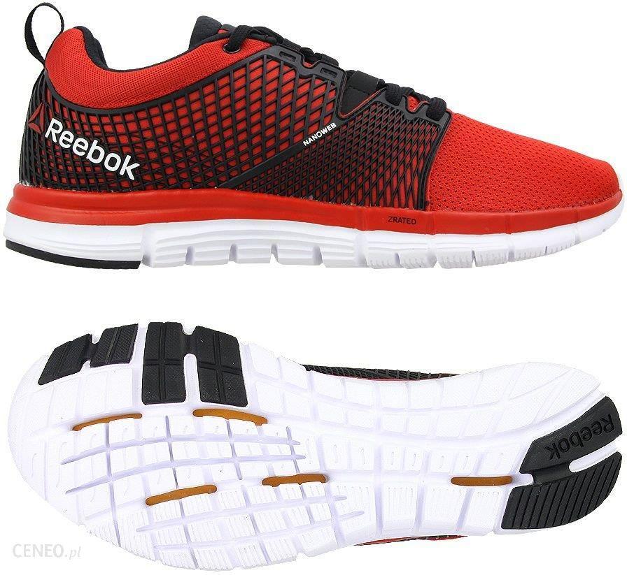 Reebok Buty Reebok Zquick Dash CrossFit M45686 M45686 czerwony 46 M45686 Ceny i opinie Ceneo.pl