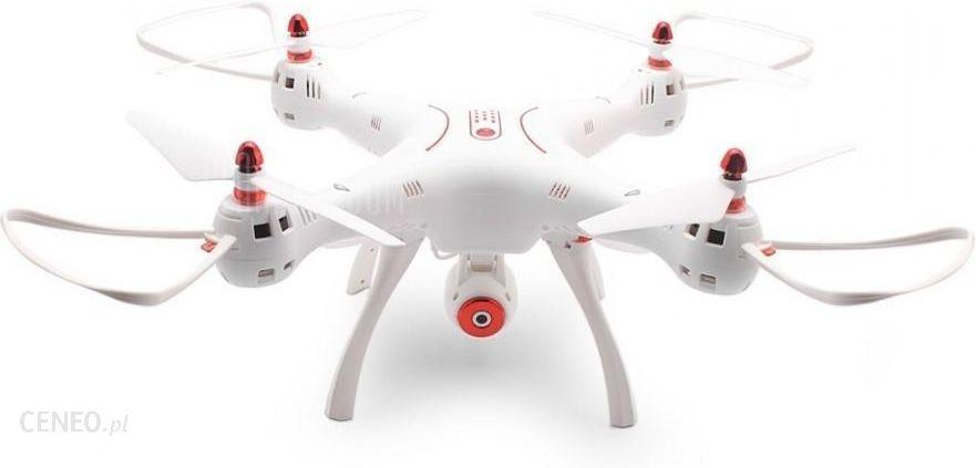 """Syma X8SW"" baltas dronas"