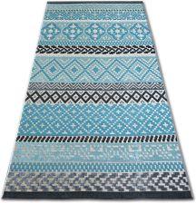 Dywany łuszczów Lisboa 160x230 Romby Turkus B432 Opinie I Atrakcyjne Ceny Na Ceneopl