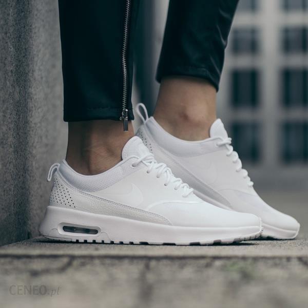 Buty damskie sneakersy Nike Air Max Thea 599409 104 BIAŁY Ceny i opinie Ceneo.pl
