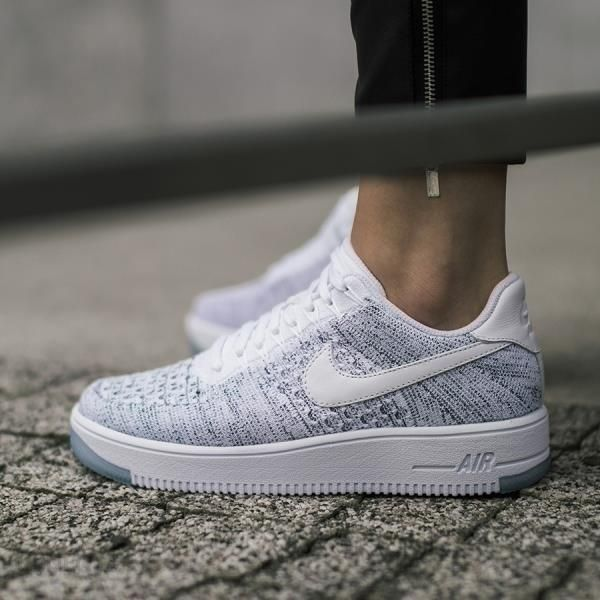 air force 1 low white damskie
