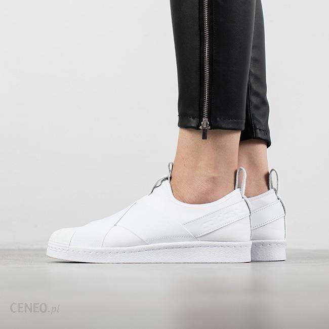 Buty damskie sneakersy adidas Originals Superstar Slip on BZ0111 BIAŁY