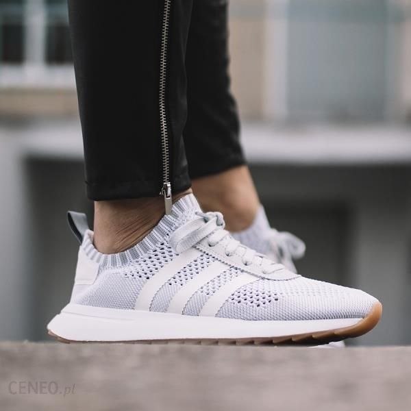 2019 Polska Buty Originals Adidas Flashback Damskie Białe