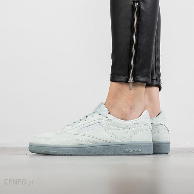 Buty damskie sneakersy Reebok Club C 85 Lace BS6528 ZIELONY Ceny i opinie Ceneo.pl