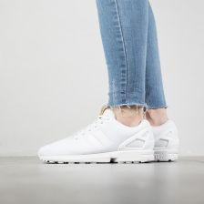 buty adidas zx flux damskie białe
