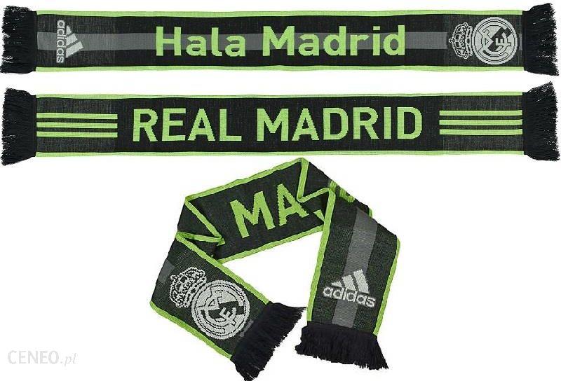 Szalik klubowy adidas Real Madryt Scarf Home CY5604