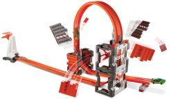 Hot Wheels Track Builder Szalone Kraksy DWW96