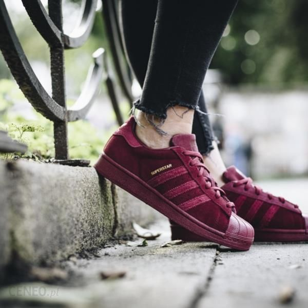 Buty damskie sneakersy adidas Originals Superstar Collegiate