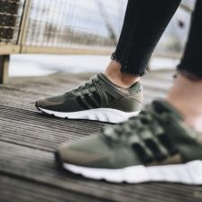cheaper dd422 7496c Buty damskie sneakersy adidas Originals Equipment EQT Support Rf BY9628 -  ZIELONY Wrocław