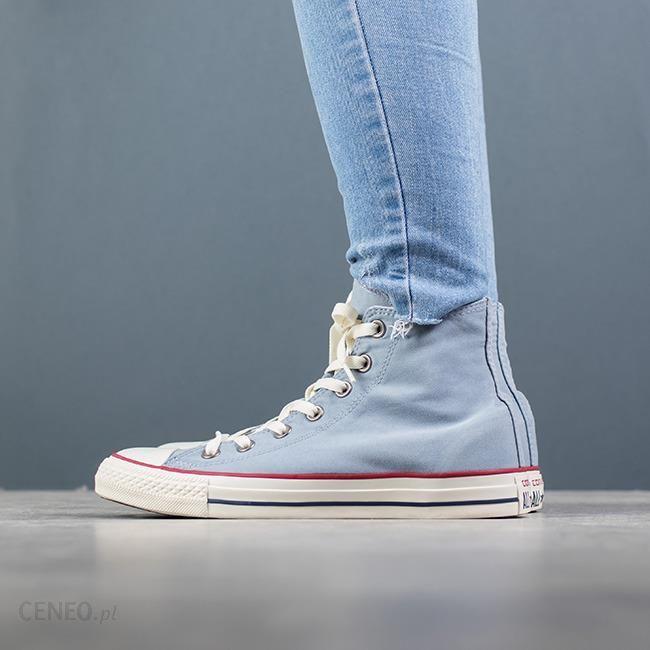 Buty damskie sneakersy Converse Chuck Taylor All Star 157608C NIEBIESKI Ceny i opinie Ceneo.pl